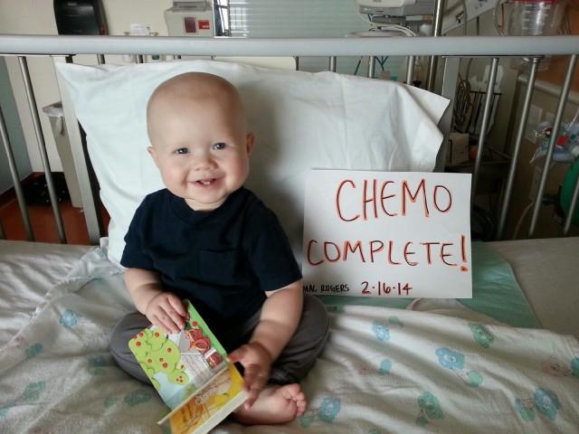 Chemo Complete!